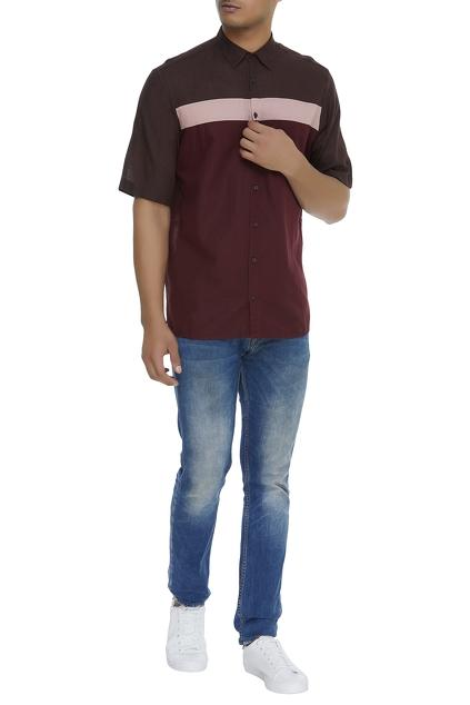 Latest Collection of Shirts by Doodlage - Men
