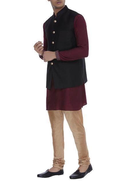 Latest Collection of Nehru Jackets by Devanshi Didwania