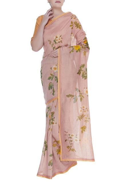 Latest Collection of Saris by Payal Pratap