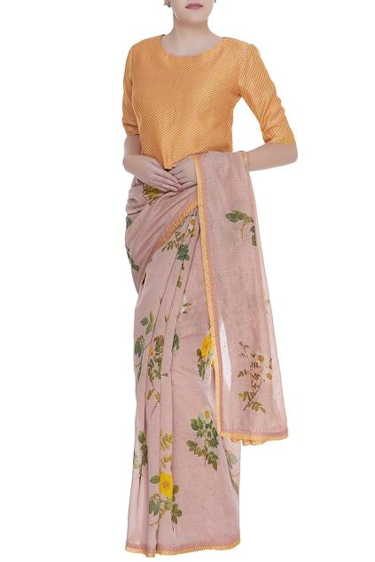 Latest Collection of Sari Blouses by Payal Pratap