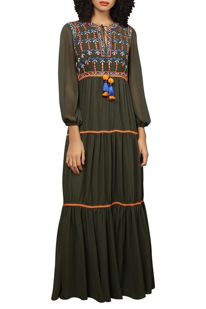 Latest Collection of Dresses by Reynu Taandon