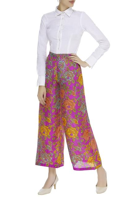 Latest Collection of Pants by Anupamaa Dayal