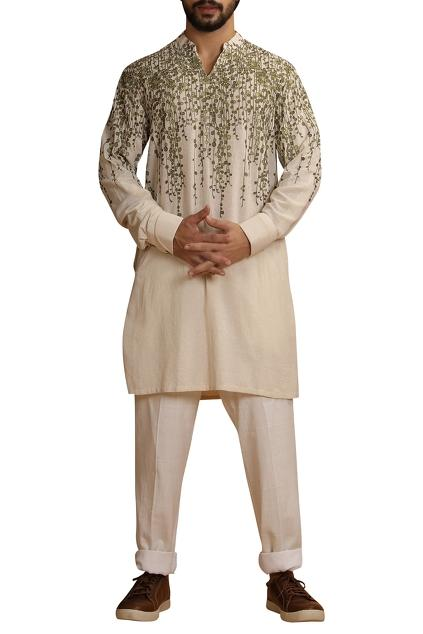 Latest Collection of Trousers by Nakita Singh - Men