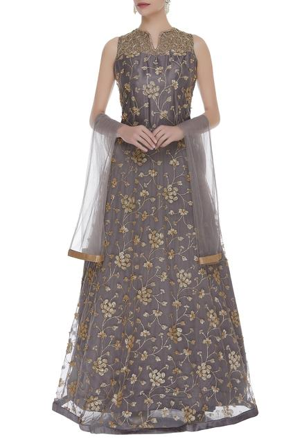 Latest Collection of Gowns by Nazaakat by Samara Singh