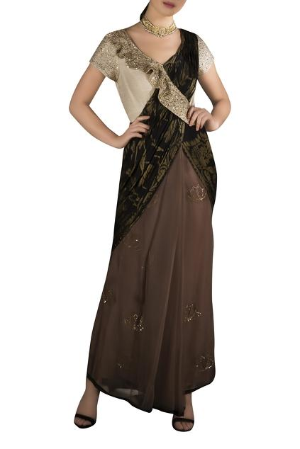 Latest Collection of Saris by Neha & Tarun