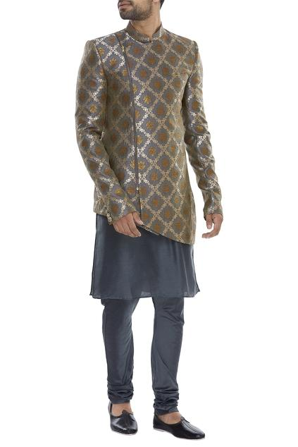 Latest Collection of Sherwanis by Manish Nagdeo - Men