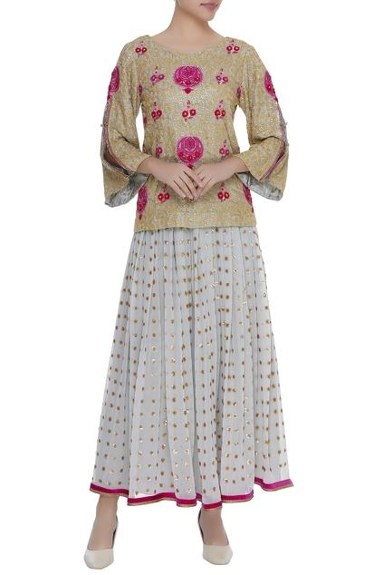 Latest Collection of Lehengas by Abhi Singh
