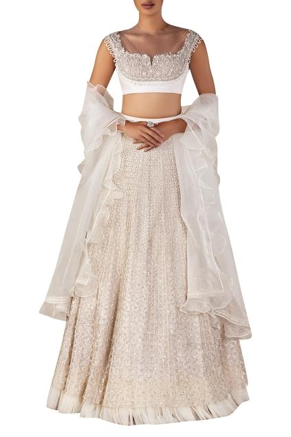 Latest Collection of Lehengas by Ridhi Mehra