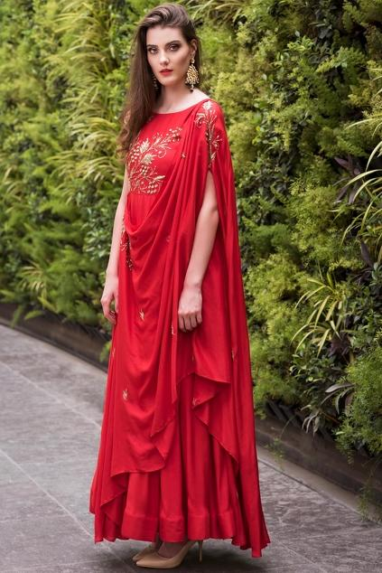 Latest Collection of Dresses by Prathyusha Garimella