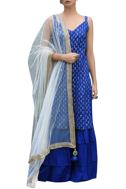 Latest Collection of Lehengas by Seema Nanda
