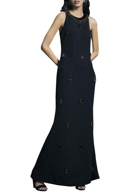 Latest Collection of Gowns by Varsha Wadhwa