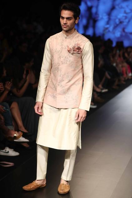 Latest Collection of Nehru Jackets by Anushree Reddy - Men