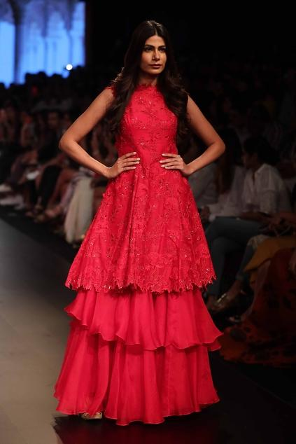 Latest Collection of Gowns by Anushree Reddy