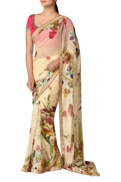 Latest Collection of Saris by Ri-Ritu Kumar