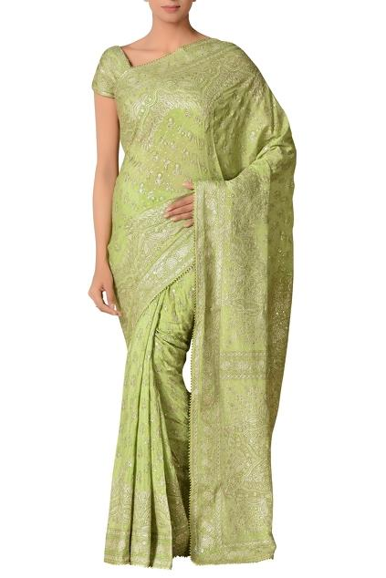 Latest Collection of Saris by Ri-Ritu Kumar