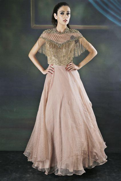 Latest Collection of Gowns by Neha Khullar