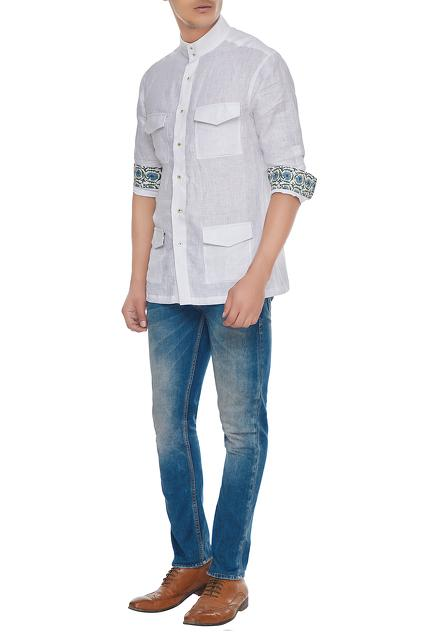 Latest Collection of Shirts by Arjan Dugal