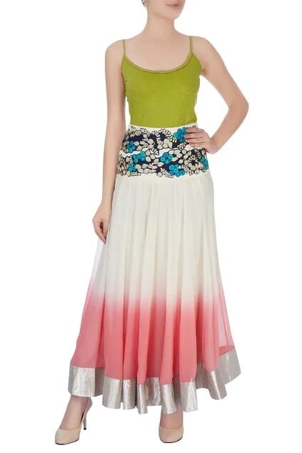Latest Collection of Skirt Sets by Aharin