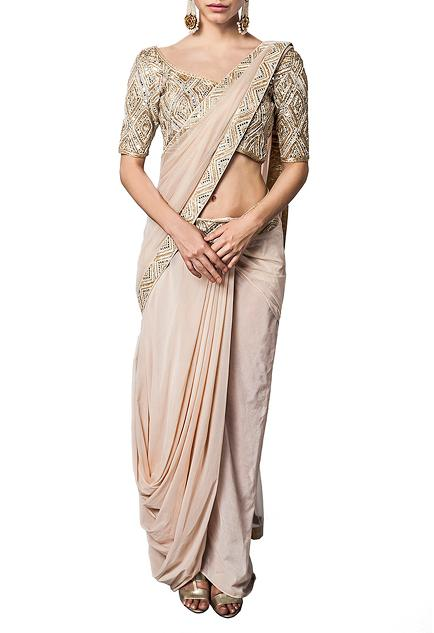 Latest Collection of Saris by Ritika Mirchandani