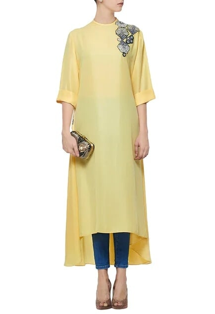 Latest Collection of Tunics & Kurtis by Neeta Lulla
