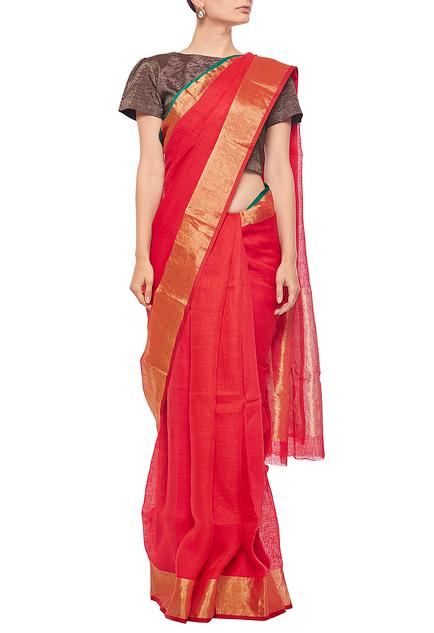 Latest Collection of Saris by Anavila