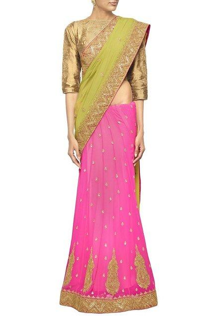 Latest Collection of Saris by Nidhi Tholia