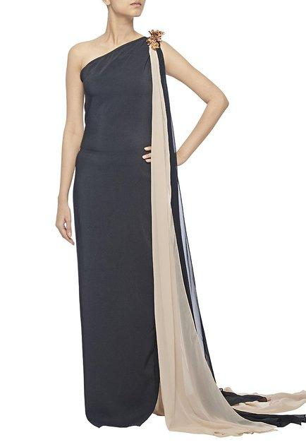 Latest Collection of Gowns by Nikhil Thampi
