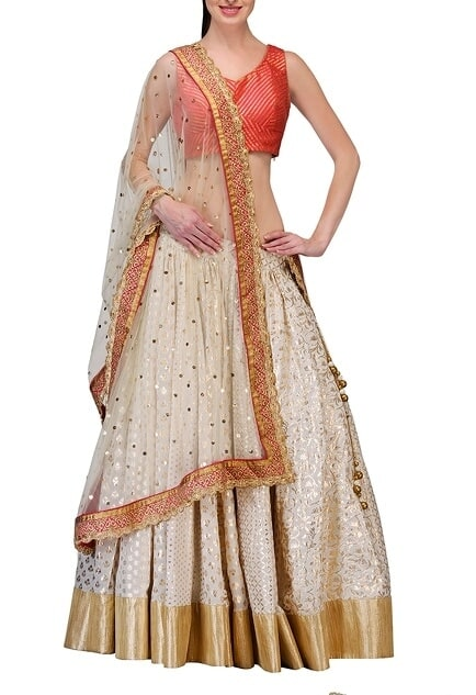 Latest Collection of Lehengas by Daddy's Princess