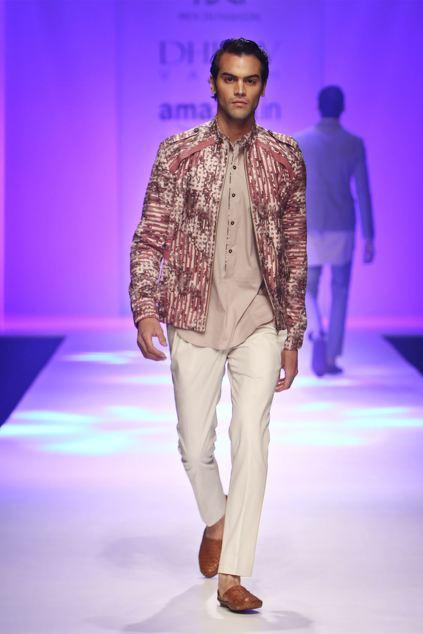 Latest Collection of Jackets by Dhruv Vaish