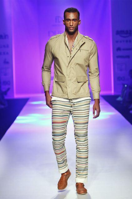 Latest Collection of Trousers by Dhruv Vaish