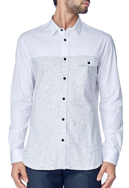 Latest Collection of Shirts by Theorem By Nitin Chawla