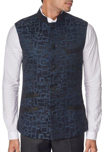 Latest Collection of Nehru Jackets by Zubair Kirmani