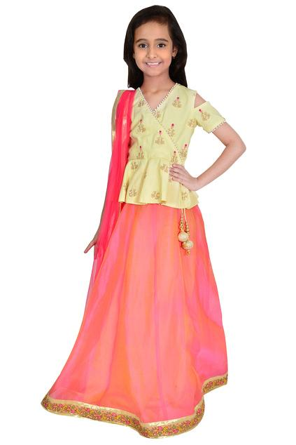 Latest Collection of Girls by Chiquitita kids couture by Payal Bahl
