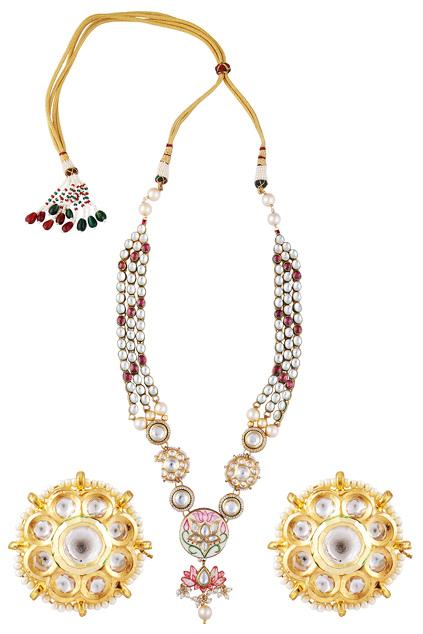 Latest Collection of Jewellery by MOH-MAYA by Disha Khatri