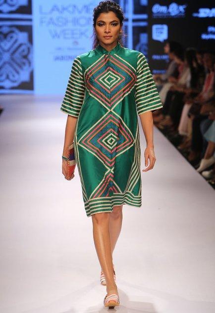 Latest Collection of Dresses by Swati Vijaivargie