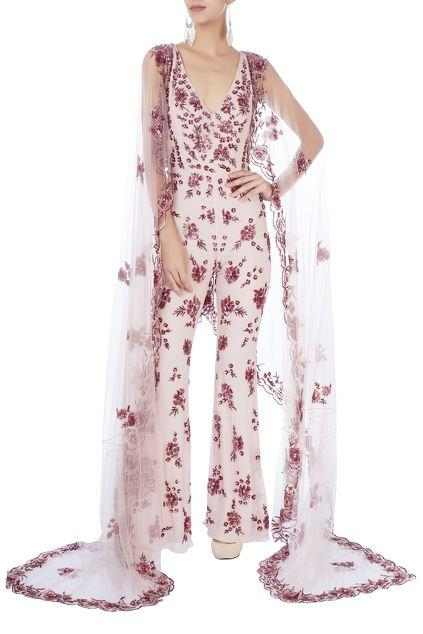 Latest Collection of Jumpsuits by Shehlaa Khan