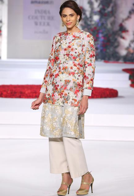 Latest Collection of Kurta Sets by Varun Bahl