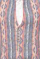 Dhruv VaishMuli colored printed nehru jacket