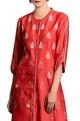 AM:PM Red printed kurta