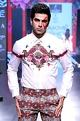 Mr. Ajay Kumar - Men White printed shirt