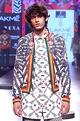 Mr. Ajay Kumar - MenMulti-colored printed bomber jacket