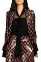 Neha Taneja Multicolored sequin sleeveless jacket