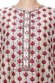 Anita DongreBlue silk printed long tunic