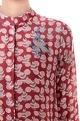 Anita DongreOnion pink printed kurta
