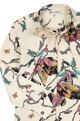 MoobaaMulticolored watercolor printed shirt