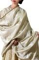Priyanka Raajiv Gold tissue silk sequin bridal lehenga set