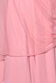 Ridhi MehraCarnation pink floral embroidered lehenga set