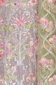 Mirror work & gota embroidered lehenga set