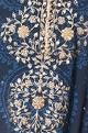 Gota embroidered bhandani kurta set