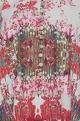 Floral printed crepe silk top